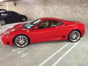 2002 Ferrari 360 Modena Coupe 2-Door
